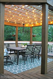 Outstanding Outdoor Dining Room Ideas 10