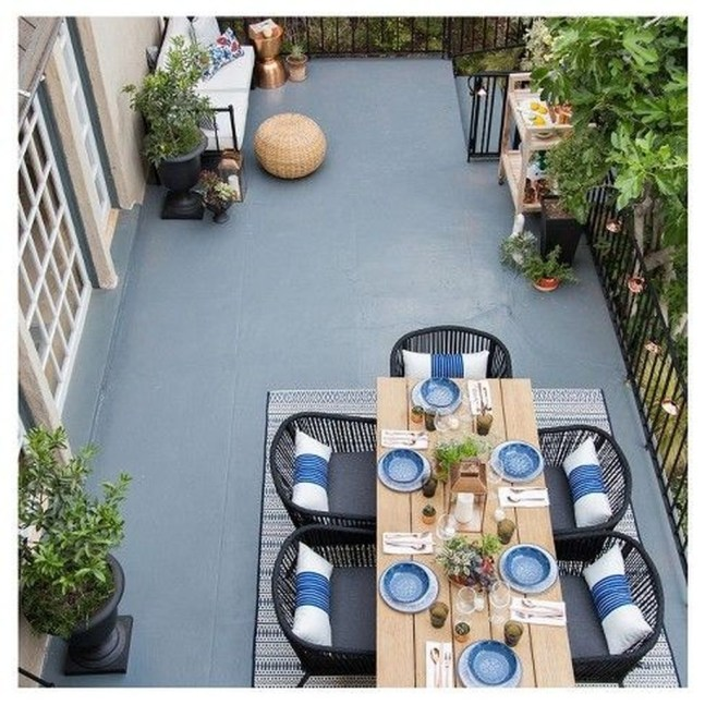 Outstanding Outdoor Dining Room Ideas 40