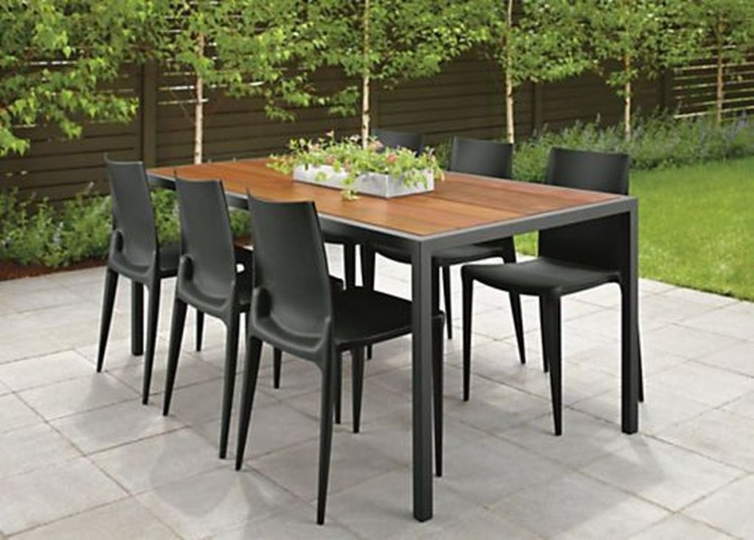 Outstanding Outdoor Dining Room Ideas 42