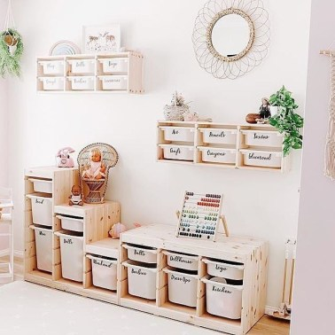 Popular Tiny Playroom Decoration Ideas You Can Select This 03