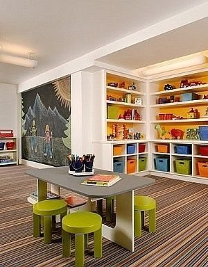Popular Tiny Playroom Decoration Ideas You Can Select This 11