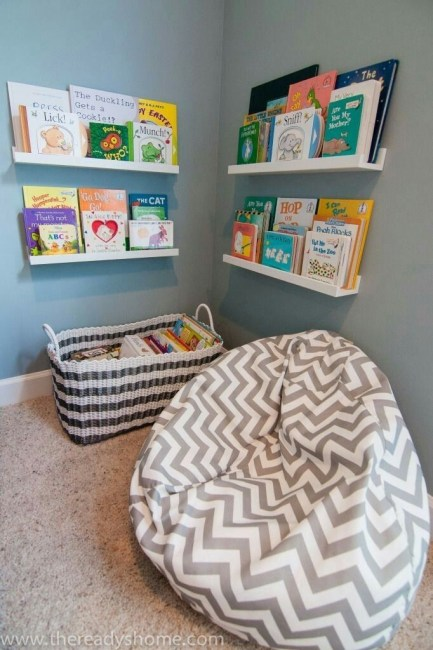 Popular Tiny Playroom Decoration Ideas You Can Select This 15