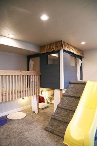 Popular Tiny Playroom Decoration Ideas You Can Select This 27