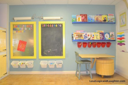 Popular Tiny Playroom Decoration Ideas You Can Select This 41