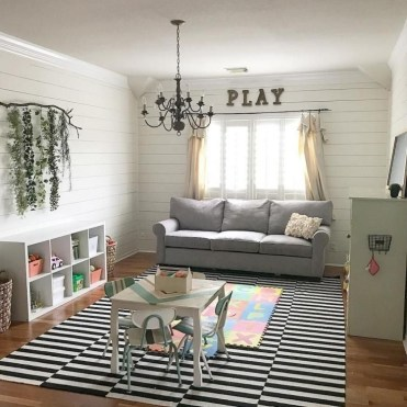 Popular Tiny Playroom Decoration Ideas You Can Select This 43