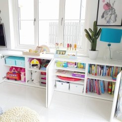 Popular Tiny Playroom Decoration Ideas You Can Select This 54