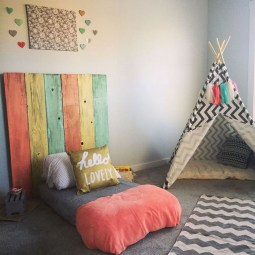 Smart Montessori Ideas For Baby Bedroom 07