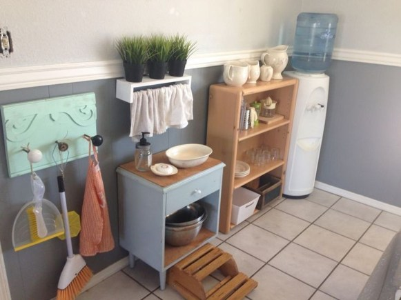 Smart Montessori Ideas For Baby Bedroom 33