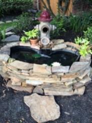 Stunning Backyard Aquarium Ideas 37