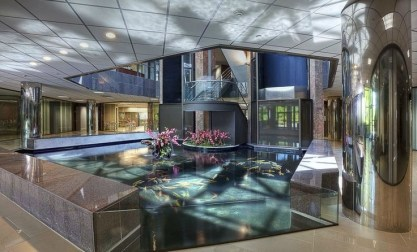 Stunning Backyard Aquarium Ideas 47