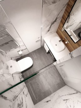 Stylish Small Bathroom Design Ideas On A Budget 17