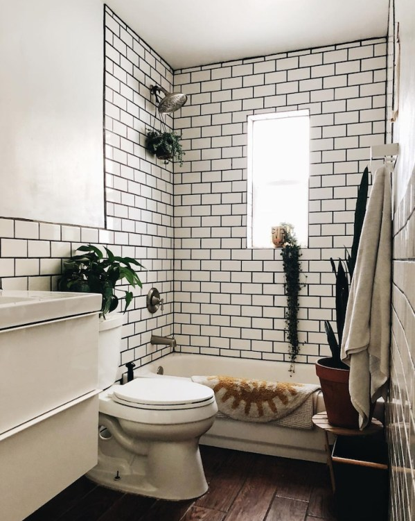 Stylish Small Bathroom Design Ideas On A Budget 56