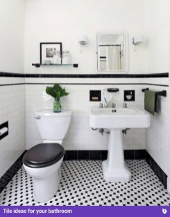 Brilliant Art Ideas For Bathroom To Try 19