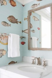 Brilliant Art Ideas For Bathroom To Try 36