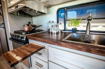 Captivating Rv Kitchen Remodel Ideas That You Have To Know 11