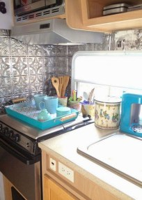 Captivating Rv Kitchen Remodel Ideas That You Have To Know 14