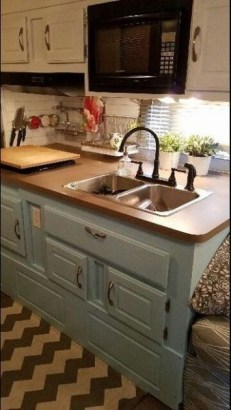 Captivating Rv Kitchen Remodel Ideas That You Have To Know 20