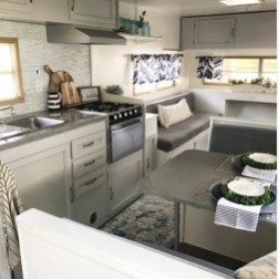 Captivating Rv Kitchen Remodel Ideas That You Have To Know 32