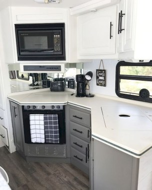 Captivating Rv Kitchen Remodel Ideas That You Have To Know 39