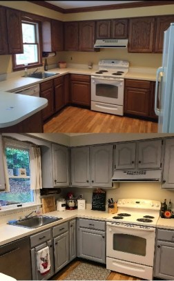 Charming Paint Ideas For Kitchen Room 26