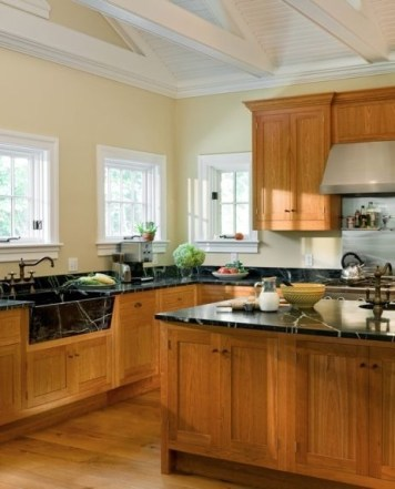 Charming Paint Ideas For Kitchen Room 44