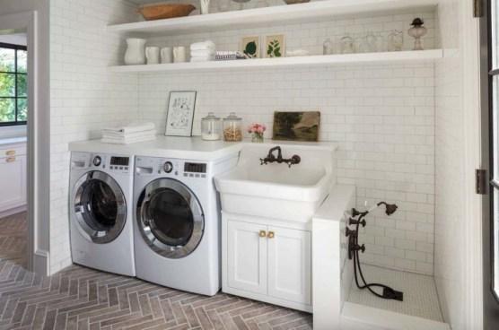 Elegant Laundry Room Design Ideas 17