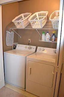 Elegant Laundry Room Design Ideas 35
