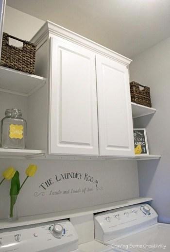 Elegant Laundry Room Design Ideas 36