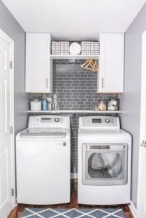 Elegant Laundry Room Design Ideas 41