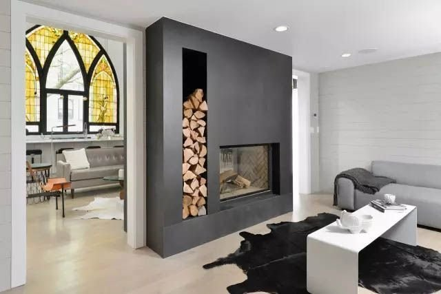 Extraordinary Living Room Design Ideas With Floor Granite 12