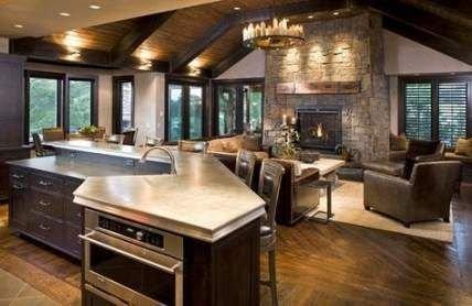Extraordinary Living Room Design Ideas With Floor Granite 22