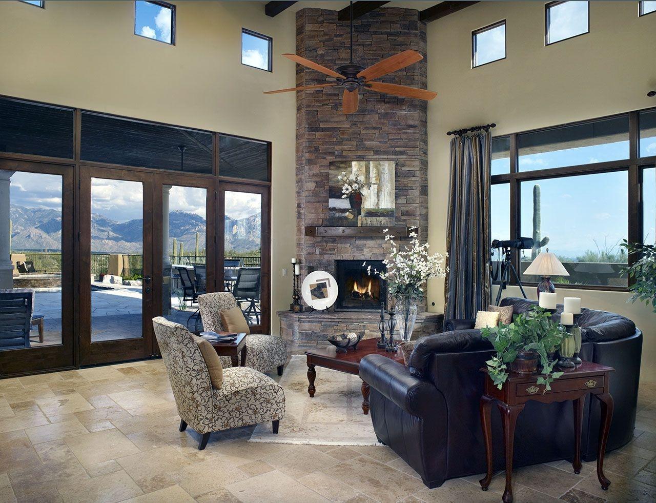 Extraordinary Living Room Design Ideas With Floor Granite 34