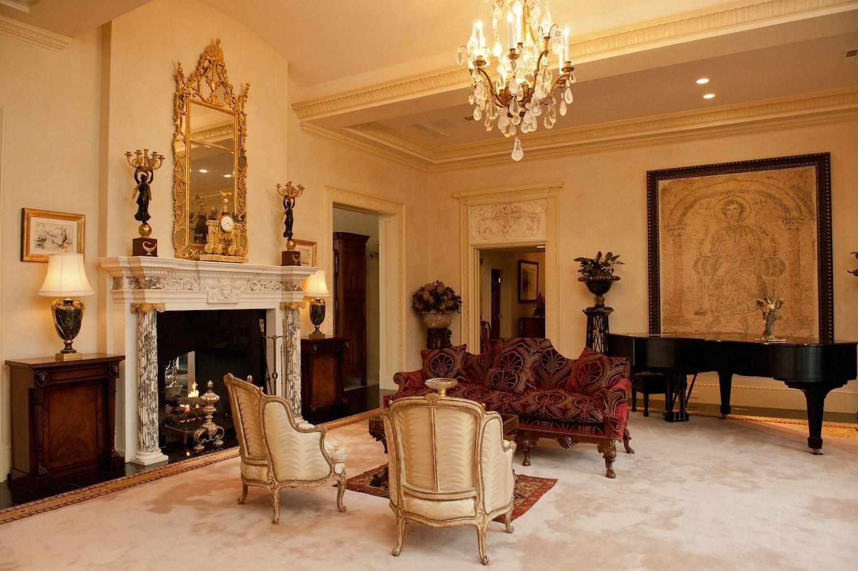 Extraordinary Living Room Design Ideas With Floor Granite 43
