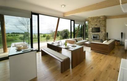 Extraordinary Living Room Design Ideas With Floor Granite 44