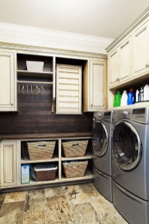 Fabulous Functional Laundry Room Decoration Ideas On A Budget 14