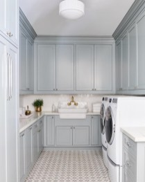 Fabulous Functional Laundry Room Decoration Ideas On A Budget 19