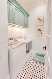Fabulous Functional Laundry Room Decoration Ideas On A Budget 22