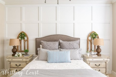 Fantastic Diy Bedroom Headboard Ideas To Make It More Comfortable 18