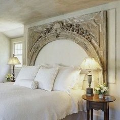 Fantastic Diy Bedroom Headboard Ideas To Make It More Comfortable 24