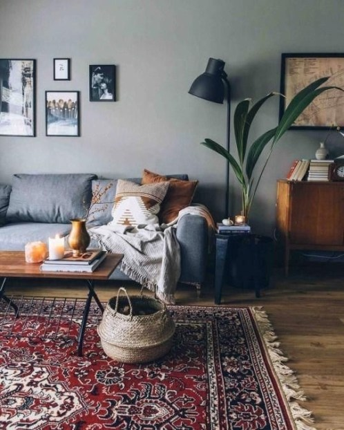 Fascinating Living Room Design Ideas For Home 2019 24