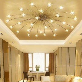 Gorgeous Ceiling Design Ideas For Living Room To Apply Asap 18