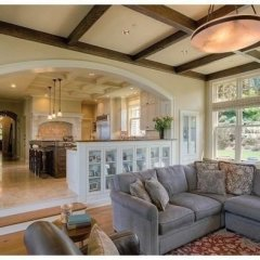 Gorgeous Ceiling Design Ideas For Living Room To Apply Asap 22