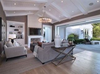 Gorgeous Ceiling Design Ideas For Living Room To Apply Asap 23