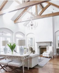 Gorgeous Ceiling Design Ideas For Living Room To Apply Asap 37