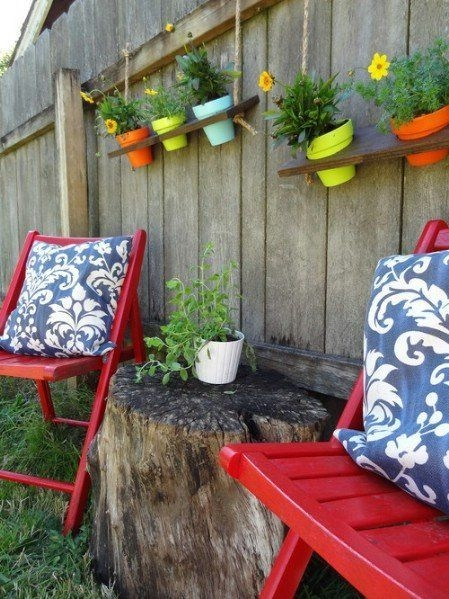 Latest Home Patio Design With Hanging Plants 29