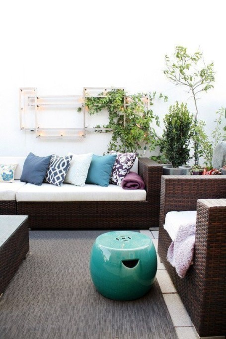 Latest Home Patio Design With Hanging Plants 50