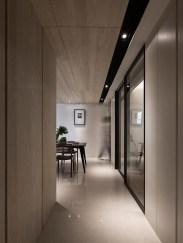 Marvelous Home Corridor Design Ideas That Looks Modern 22