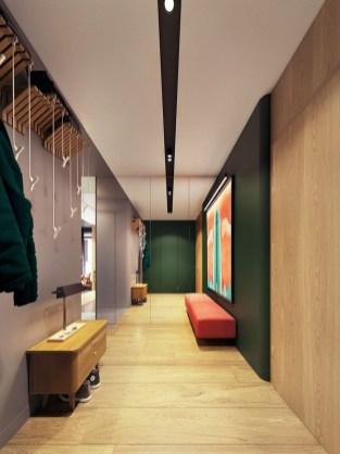 Marvelous Home Corridor Design Ideas That Looks Modern 25