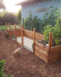 Outstanding Diy Raised Garden Beds Ideas 10