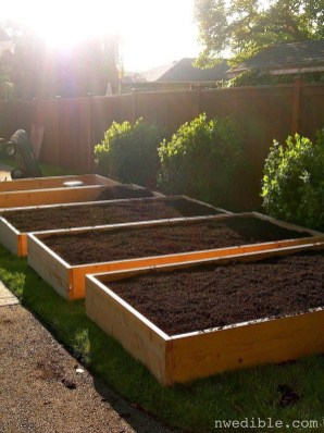 Outstanding Diy Raised Garden Beds Ideas 29